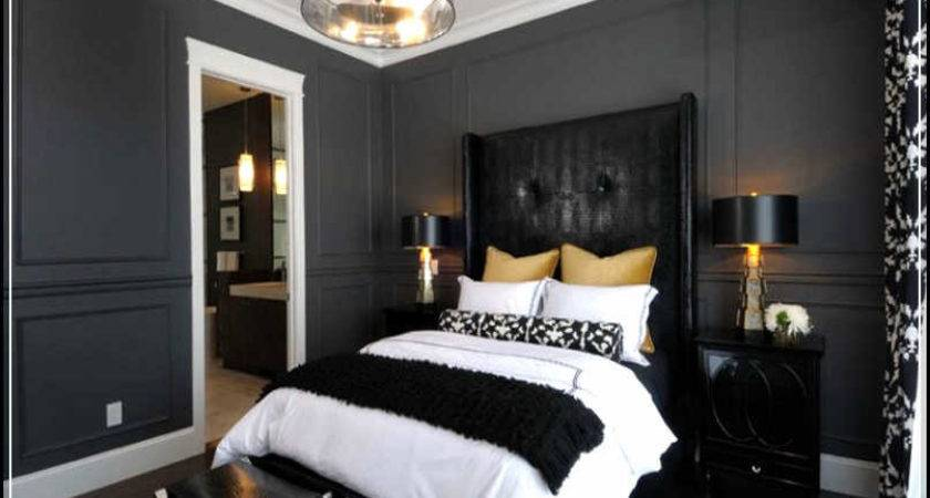 Magnificent Grey Bedroom Ideas Romantic Masculine