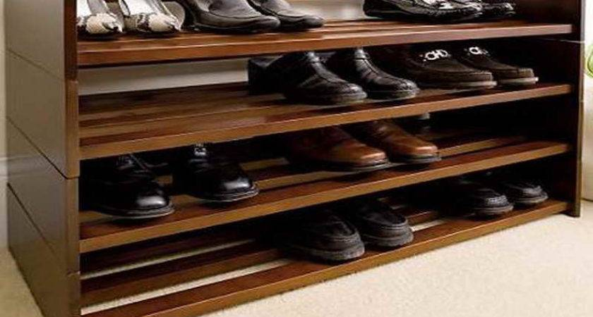 Make Your Own Shoe Storage