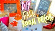 Makeover Your Room Fall Diy Decorations Youtube