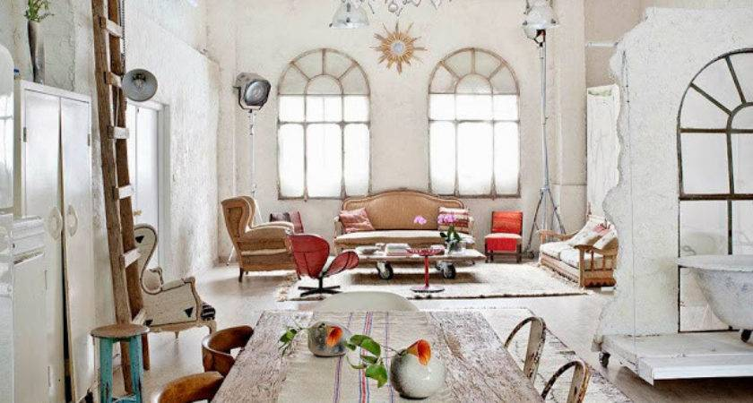Manolo Yllera Eclectic Vintage Home Decoholic