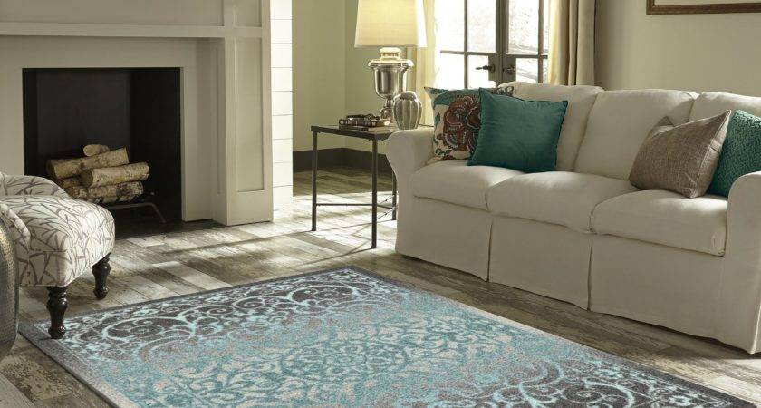 Maples Rugs Hudson Gray Blue Area Rug Reviews Wayfair