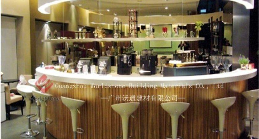 Marble Stone High End Coffee Bar Counter Buy