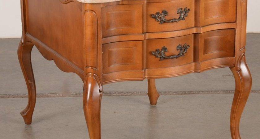 Marble Top End Table Hammary Furniture Ebth