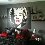 Marilyn Monroe Bedroom Decor
