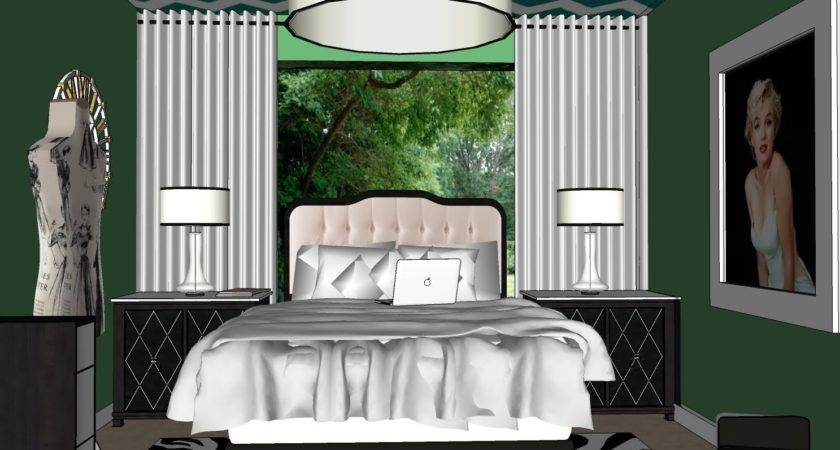 Marilyn Monroe Bedroom Theme Decor Ideas