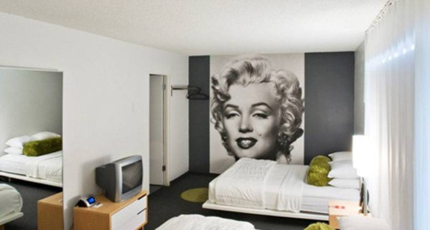 Marilyn Monroe Bedrooms Bedroom Real Estate