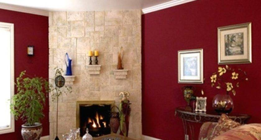 Maroon Living Room Sofa Burgundy Grey Bedroom Walls