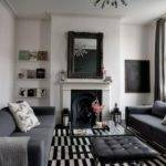 Marvelous Gray Living Room Ideas Decorating Furniture