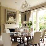 Master Art Decorating Small Dining Rooms