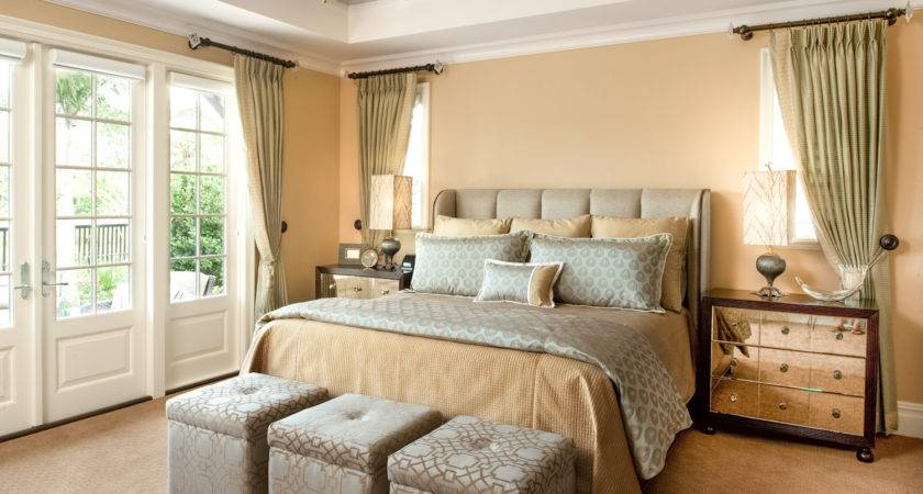 Master Bedroom Ideas Make Feel Rich
