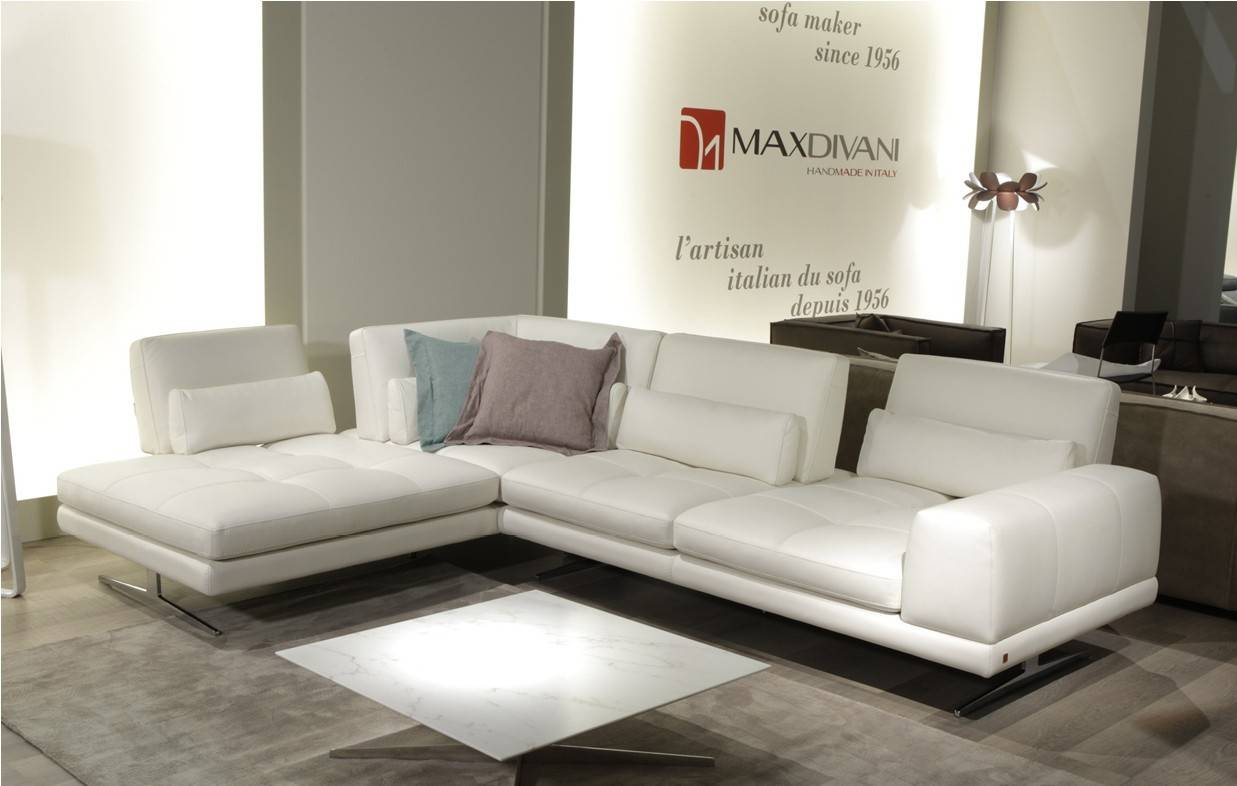 Max Divani Togo Sectional Homes Decor