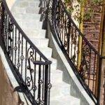 Metal Stair Railing Kits Wood