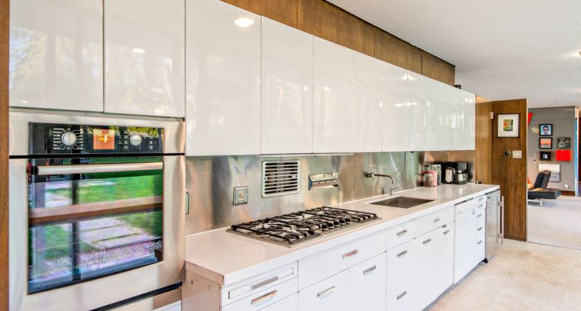 Midcentury Home Architect Own Glass Box Gem Asks