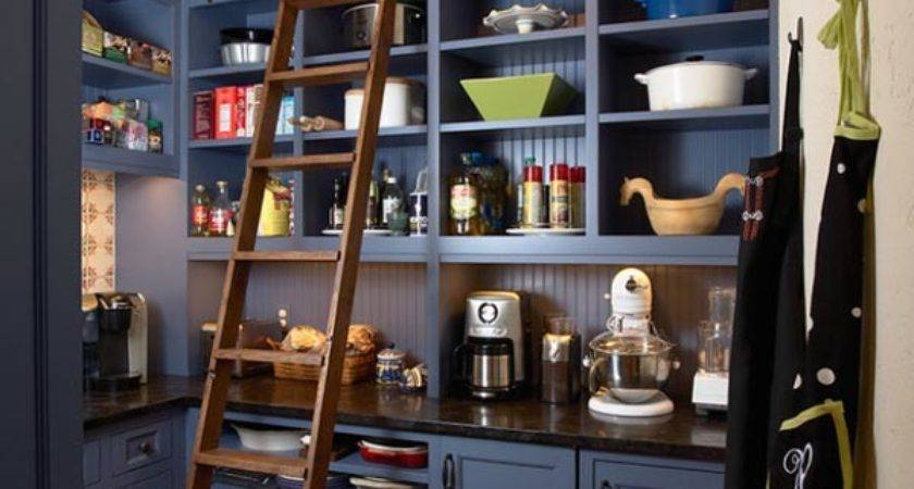 Mind Blowing Kitchen Pantry Design Ideas