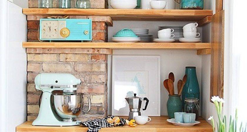 Mini Kitchen Makeover Inspiration Small Kitchens