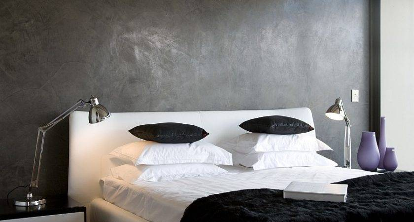 Minimalist Bedroom Black White Grey Decoist