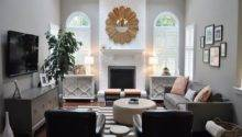 Mirrors Living Rooms Benjamin Moore Gray Room