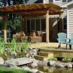 Miscellaneous Patio Ideas Budget Swimming Fish Best