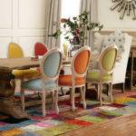 Mix Match Dining Chairs Design Ideas