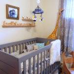 Modern Baby Boy Nursery Inspired