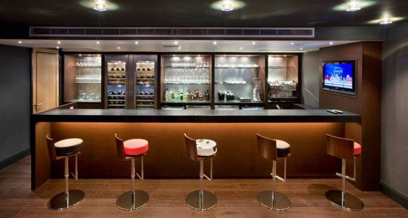 Modern Bar Counter Designs Home Design Inside