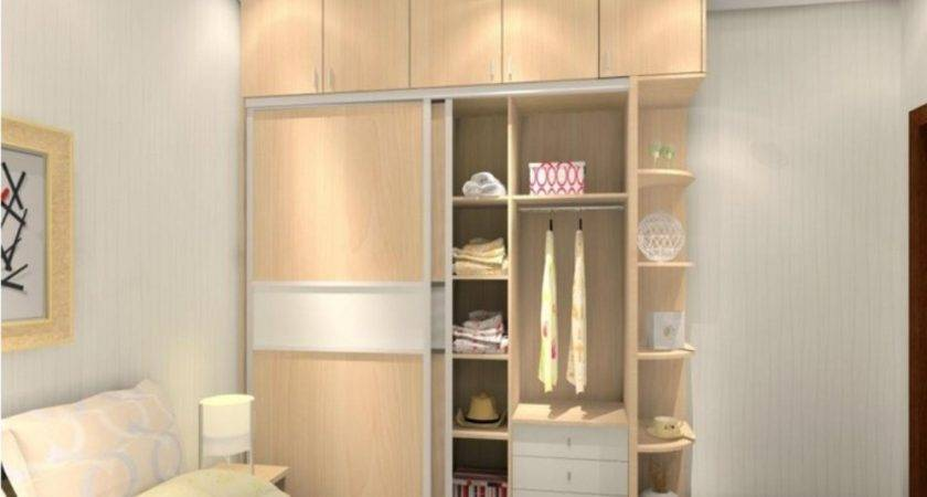 Modern Bedrooms Interior Design Simple Wardrobe House