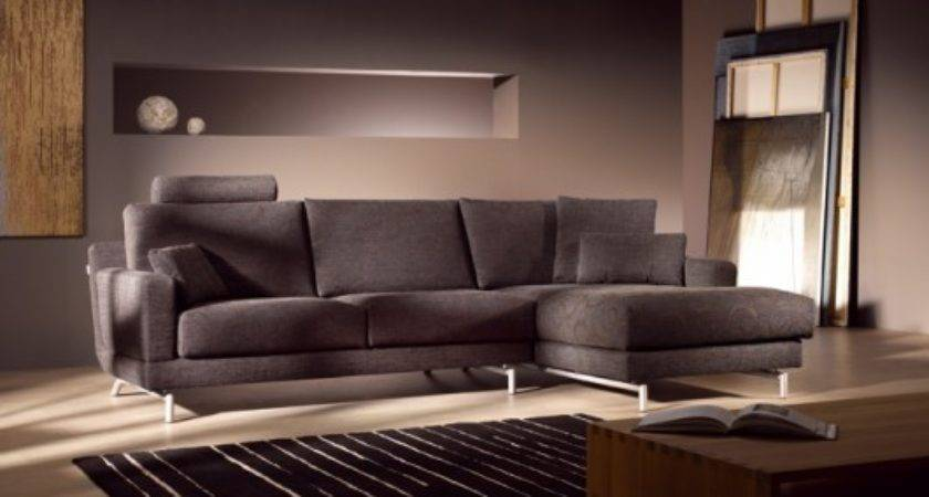 Modern Brown Living Room Furniture Design Plushemisphere