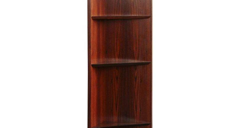 Modern Corner Bookshelf Contemporary
