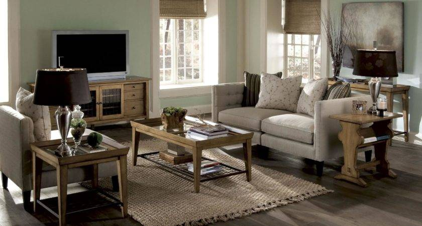 Modern Country Living Room Ideas Design