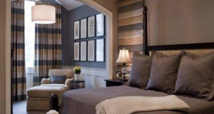 Modern Couples Bedroom Decoration Interior Designs