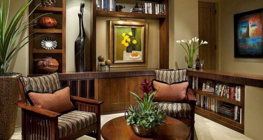 Modern Furniture Tropical Living Room Decorating Ideas