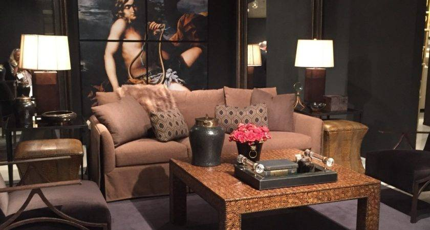 Modern Glamour Bernhardt Furniture Catherine