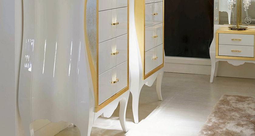 Modern Glamour Furniture Inteka Luxury London