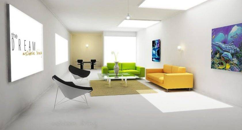 Modern Home Interior Design Decoration
