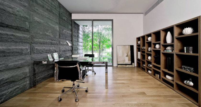 Modern House Glass Walled Design Ideas Architecture