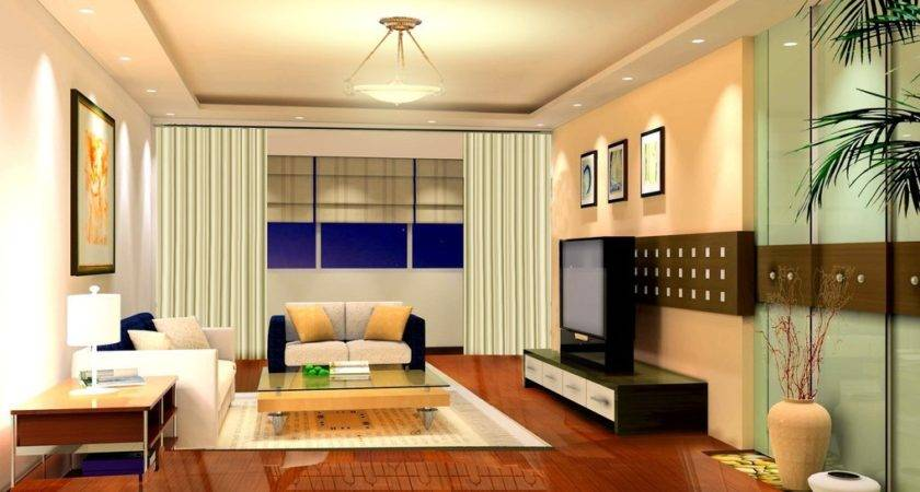 Modern House Living Room Designs