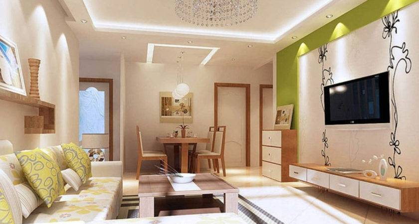 Modern Living Room Ceiling Decorations Home Combo