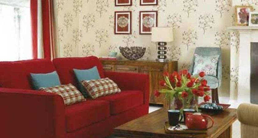 Modern Living Room Feature Decorating Ideas