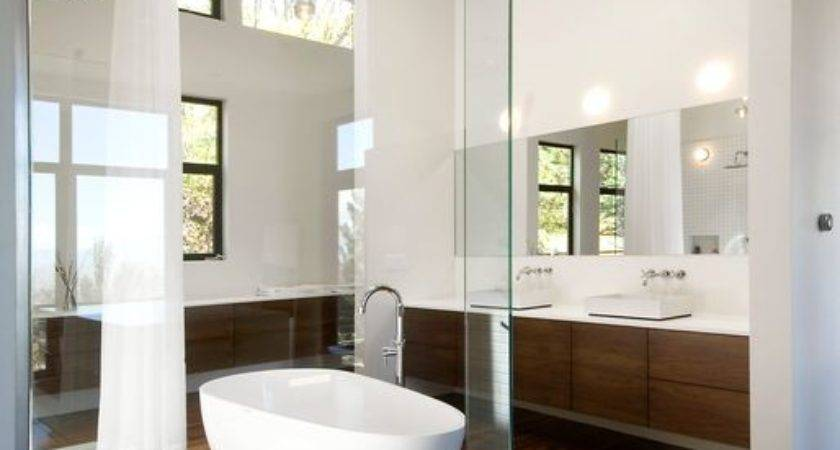 Modern Master Bathroom Imbuedesign Zillow Digs