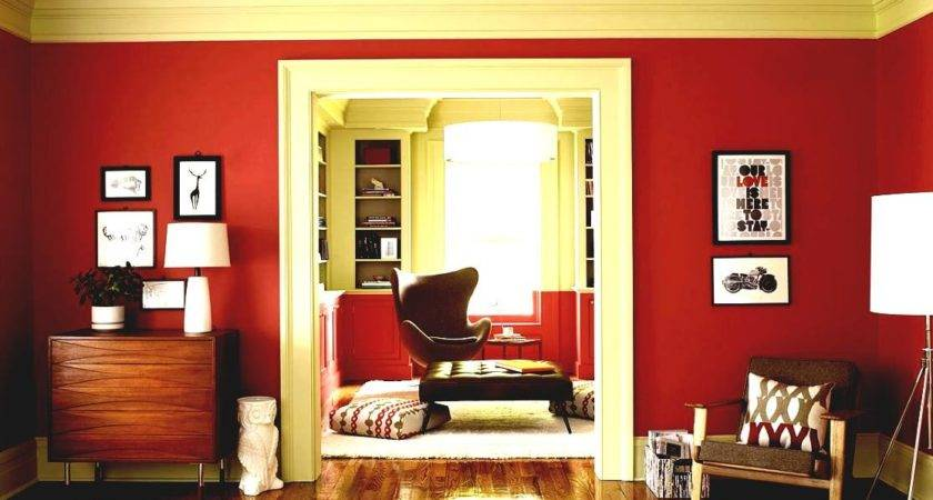 Modern Room Colors Ideas Living Paint
