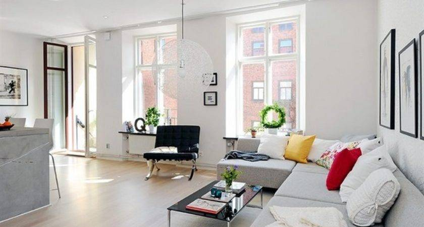Modern Two Room Apartment Heart Stockholm