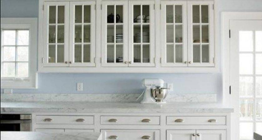 Stunning Glass Door Cabinets For Kitchen 21 Photos Homes Decor