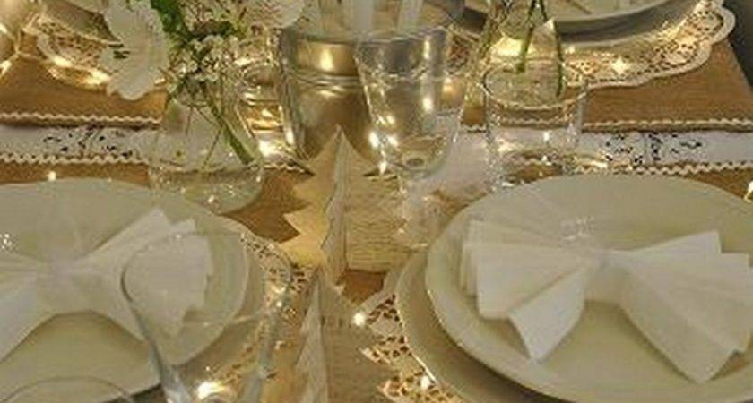 More Christmas Tablescape Ideas Pics