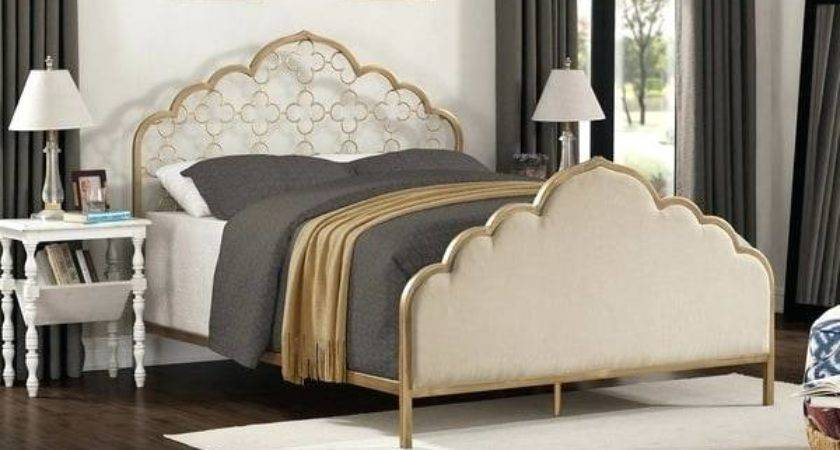 Moroccan Bed Frame Queen Style Frames