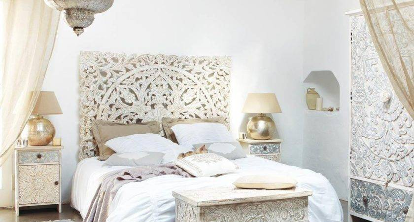 Moroccan Inspired Bedroom Makeover Plans Apartment Number