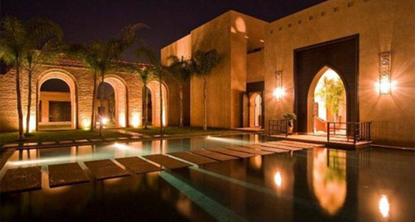 Moroccan Palace Architecture Style Youtube