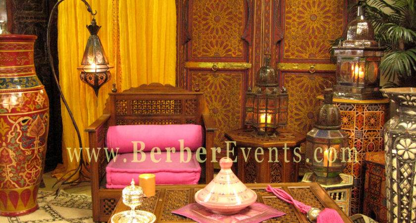 Moroccan Theme Decorations Supplies Themed