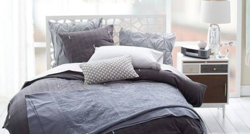 Morocco Bed White West Elm