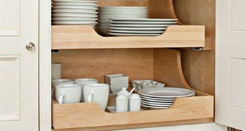 Most Popular Kitchen Cabinets Storage Ideas