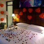 Most Romantic Bedroom Ideas Valentine Day Home